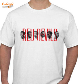 Manchester-United-Red-Devils - T-Shirt
