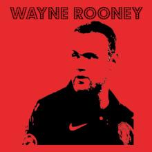 Manchester United Manchester-United-Wayne-Rooney T-Shirt