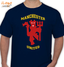 Manchester United Manchester-United T-Shirt