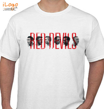 Manchester United Red-Devils T-Shirt