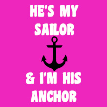 His-Anchor T-Shirt