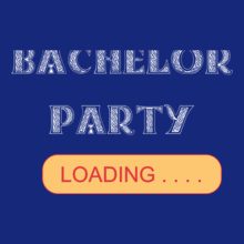 Bachelor Party BACHELOR-PARTAY T-Shirt