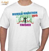 Mumbai Marathon Finisher-Tee T-Shirt