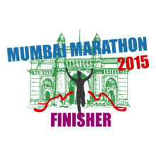 Mumbai Marathon Finisher-Tee T-Shirt