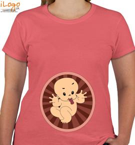Maternity Tshirt - T-Shirt [F]