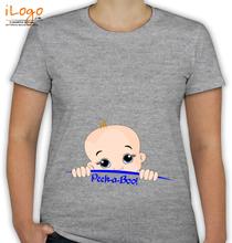 Baby-Boy-Peek-a-Boo T-Shirt