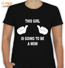 Being-Mom T-Shirt