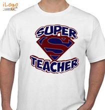 Teachers Day Super-teacher%s T-Shirt