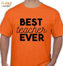 Teachers Day best-teacher-ever T-Shirt