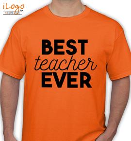 best teacher ever - T-Shirt