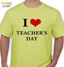 Teachers Day LOVE-TEACHER%S-DAY T-Shirt