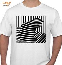 CAT cat-illusion T-Shirt