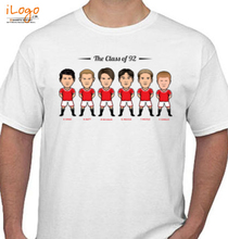 Manchester United The-Class-Of- T-Shirt
