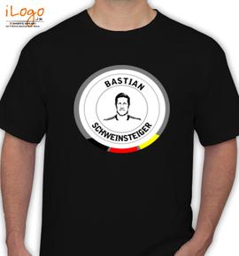 Bastian-Schweinsteiger - T-Shirt