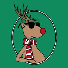 Cool-Reindeer T-Shirt