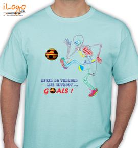skeleton-chelsea - T-Shirt