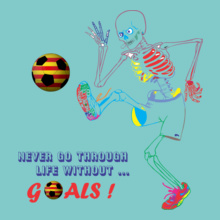 Chelsea skeleton-chelsea T-Shirt