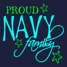Navy-family T-Shirt