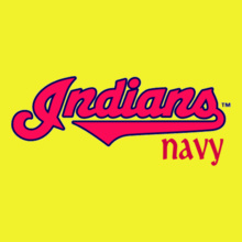 Indians-navy T-Shirt