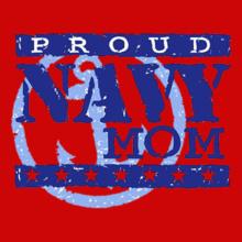 Indian Navy navy-mom T-Shirt