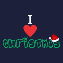 i-love-christmas T-Shirt