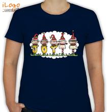 Christmas Christmas-elfs T-Shirt