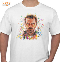 House MD Gregory-House-MD T-Shirt