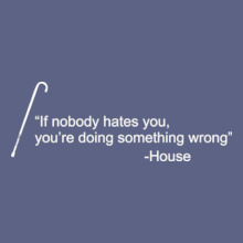 House-Quote T-Shirt