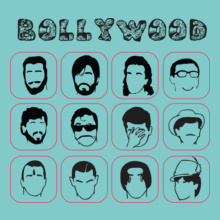 Bollywood bollywood T-Shirt