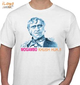 mogambo - T-Shirt