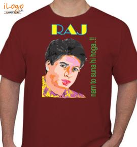 raj - T-Shirt