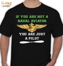 Navy-pilot T-Shirt