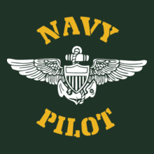 Indian Navy Navy-Pilot-Wings T-Shirt