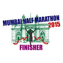 mumbai-half-marathon T-Shirt