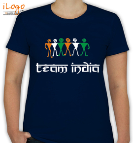 Team India - T-Shirt [F]