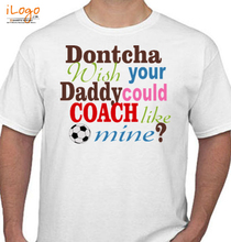 Soccer Dad dontcha-dad T-Shirt