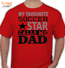 Soccer Dad calls-me-daddy T-Shirt
