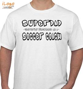 super-dad - T-Shirt