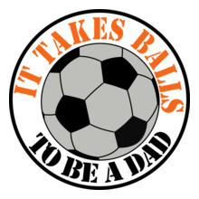 Soccer Dad to-be-a-dad T-Shirt