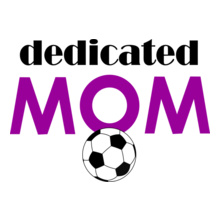 Soccer Mom dedicated-mom T-Shirt