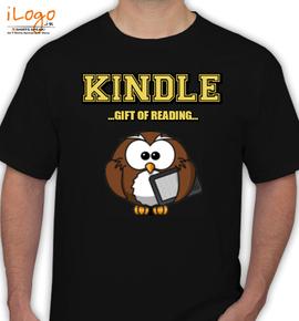 kindle - T-Shirt