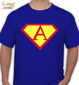 superman A - T-Shirt