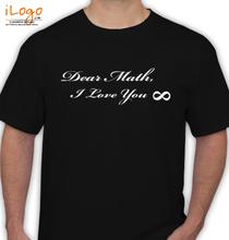 Maths dear-math T-Shirt