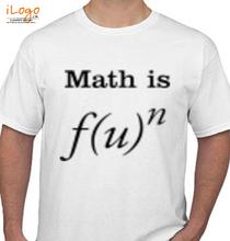 Maths math-is-fun-t-shirt T-Shirt