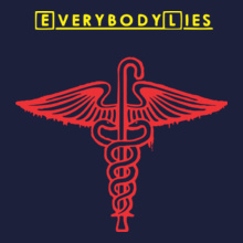 House-MD-Everybody-Lies T-Shirt