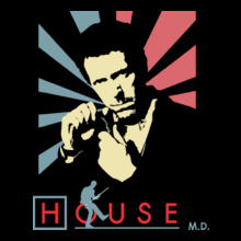 Gregory-House T-Shirt