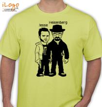 Breaking Bad Breaking-Bad-Jesse%C-Heisenberg T-Shirt