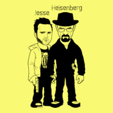 Breaking-Bad-Jesse%C-Heisenberg T-Shirt
