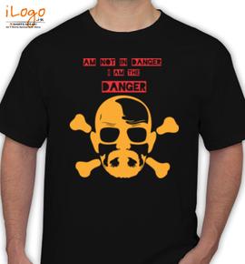 Breaking Bad Danger - T-Shirt