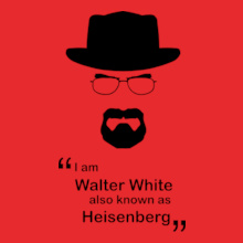 Breaking Bad I-am-Walter-White-t-shirt T-Shirt